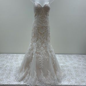 Private Collection Designer Wedding Dress NWT